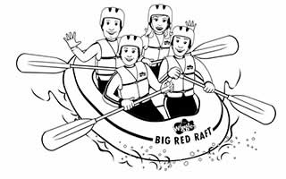 The Wiggles Go Rafting